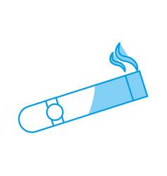Cigarette icon image vector