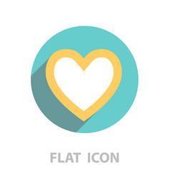 My favorites icon vector