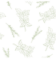 seamless pattern texture with hand drawn vector image vector image