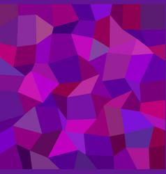 Polygon mosaic pattern background - polygonal vector