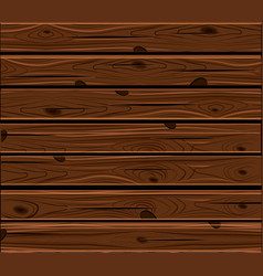 The natural dark wooden backgroundold panels vector