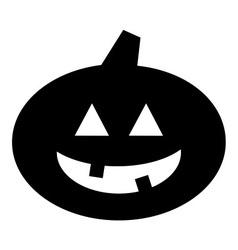 Halloween Pumpkin Jack-o-Lantern Clipart vector image