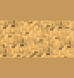 Bamboo weave basket texture background vector