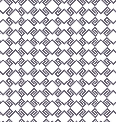 Black and white geometric intricate seamless vector