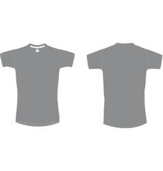 Mens Sport Tshirt vector image vector image