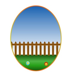 New symbol vector image