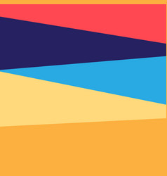 abstract bright unusual colored background with vector image