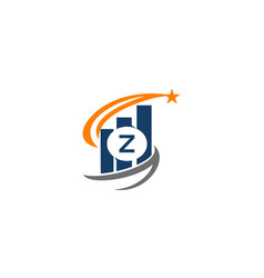 Business success solutions initial z vector