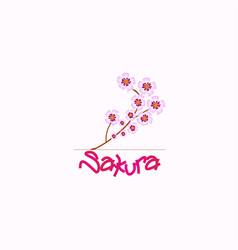 Florist logo template logo for business corporate vector