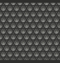 High-tech style seamless texture vector