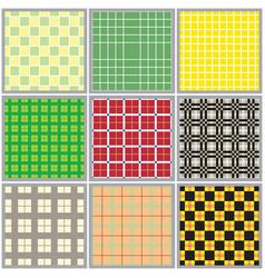 Color vintage background vector
