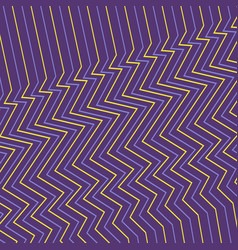 Electric purple edgy line waves background vector