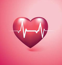 Cardio vector image