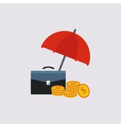 Financial Insurance vector