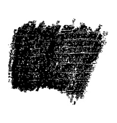 abstract black pencil background like a brush vector image