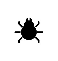 animal insect bug icon signs and symbols can be vector image