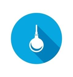 Clyster tool icon enema symbol vector