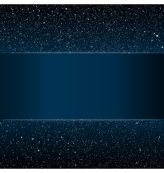 Starry night sky Stars sky night Blue stripe vector