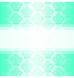 turquoise wallpaper vector image