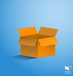 box 01 vector image