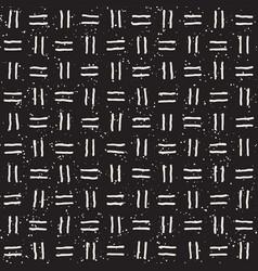 set 50 hand drawn rough lines 7 invert vector image