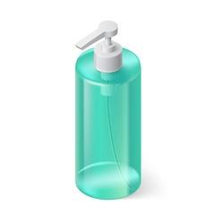 Shampoo icon vector image