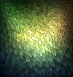 Shiny Mosaic Background vector image vector image