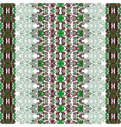 thai art pattern vector image vector image