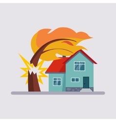 Estate Insurance vector