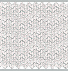 guilloche lines security background vector image