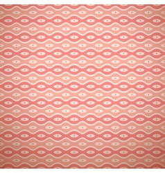 Pretty pastel pattern tiling with swatch Endless vector