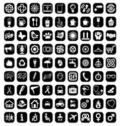 The big icon set vector