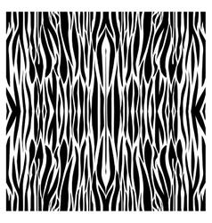 Animal print background design vector