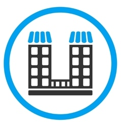 Company Building Icon vector