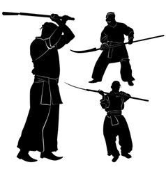 Cossacks vector image