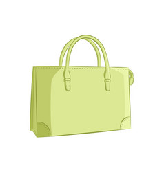 elegant women handbag fashion accessories the vector image