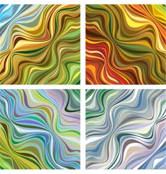 Abstract textures vector