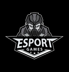 predators logo sports image vector image