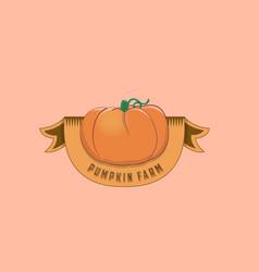 Pumpkin-farm vector