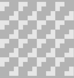 Tile pattern with grey background vector