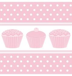 retro baking vector image vector image