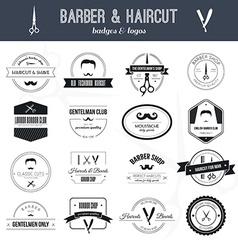 Barber Logos vector
