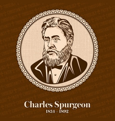 Charles haddon spurgeon was an english particular vector