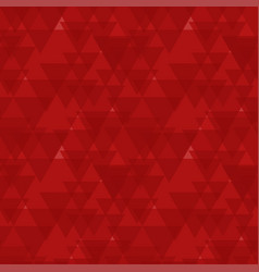 Delicate maroon triangles in the intersection and vector