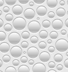 Pattern bubbles vector