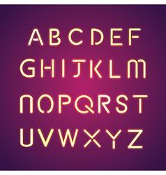 illumination group vector image