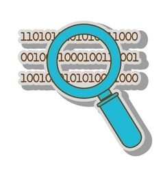 Lupe binary code vector