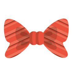 Male bow tie vector