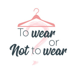 slogan for apparel design vector image