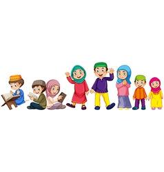 Islamic vector image